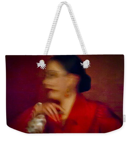 Flamenco Series 4 Weekender Tote Bag