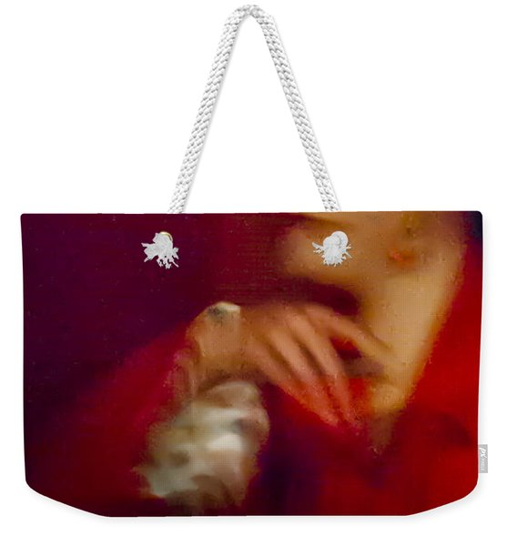 Weekender Tote Bag featuring the photograph Flamenco Series 4 by Catherine Sobredo