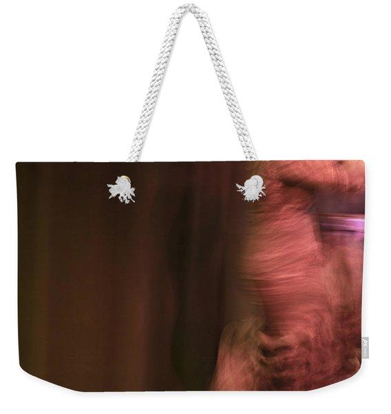 Flamenco Series 8 Weekender Tote Bag
