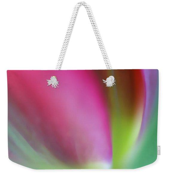Flaming Tulip Weekender Tote Bag