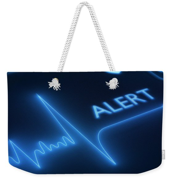 Heart Failure / Health Weekender Tote Bag