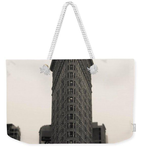 Flatiron Building - Nyc Weekender Tote Bag