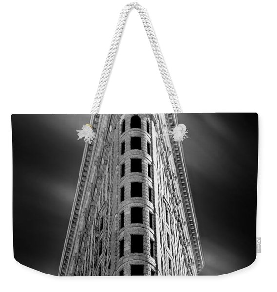 Flatiron Nights Weekender Tote Bag
