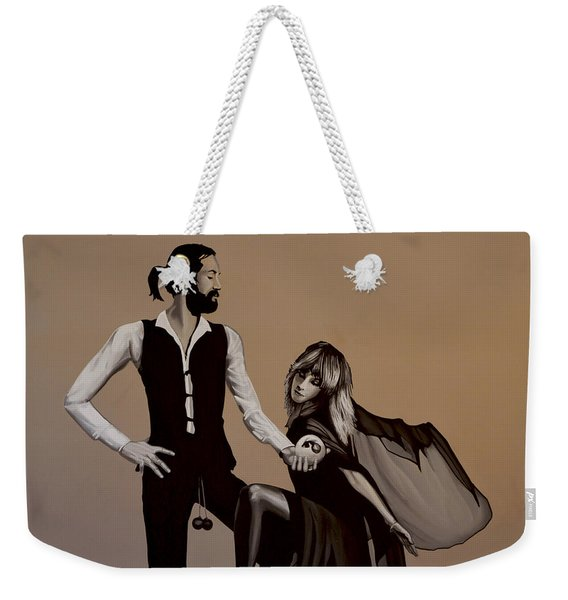 Fleetwood Mac Rumours Weekender Tote Bag