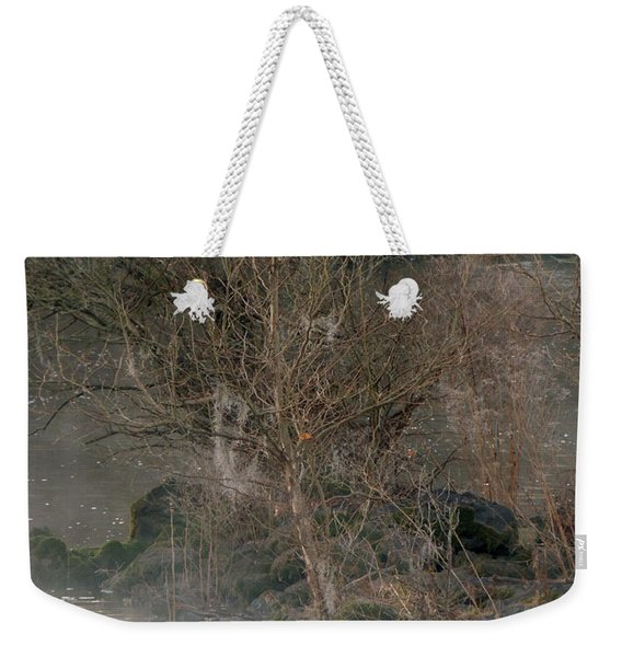 Flint River 19 Weekender Tote Bag