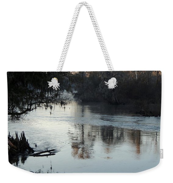 Flint River 20 Weekender Tote Bag