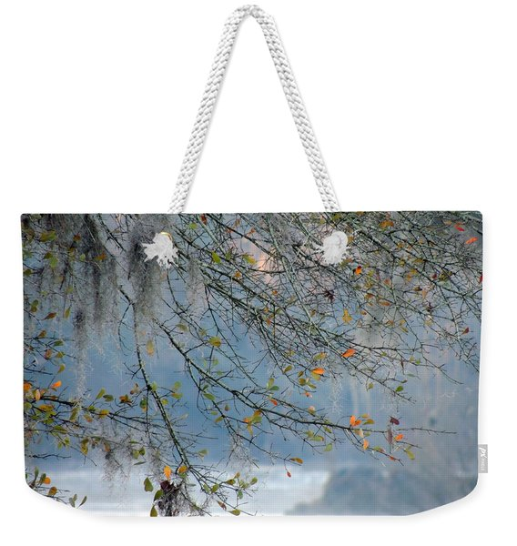 Flint River 29 Weekender Tote Bag
