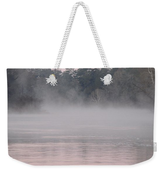 Flint River 3 Weekender Tote Bag