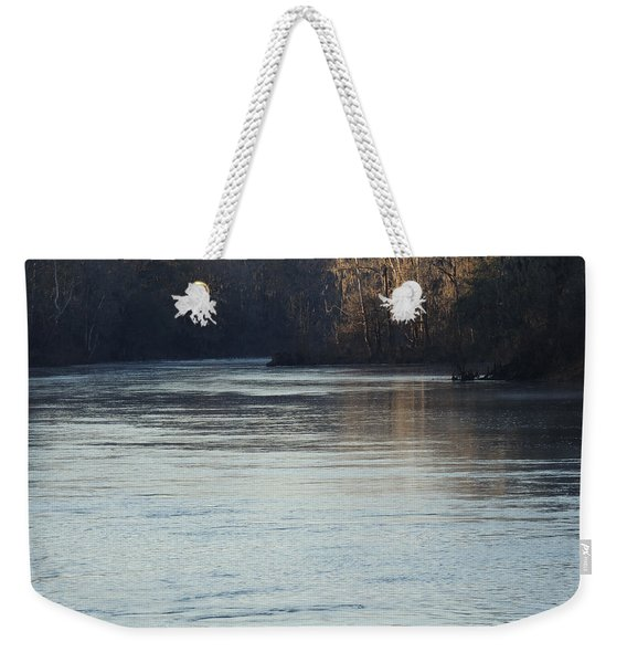 Flint River 31 Weekender Tote Bag