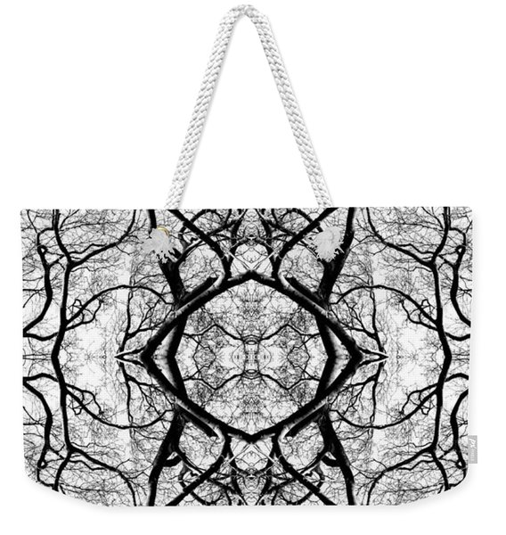 Tree No. 1 Weekender Tote Bag