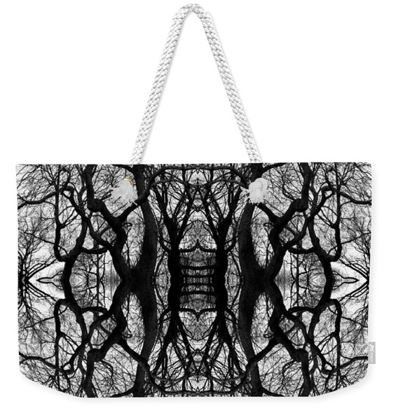 Tree No. 11 Weekender Tote Bag