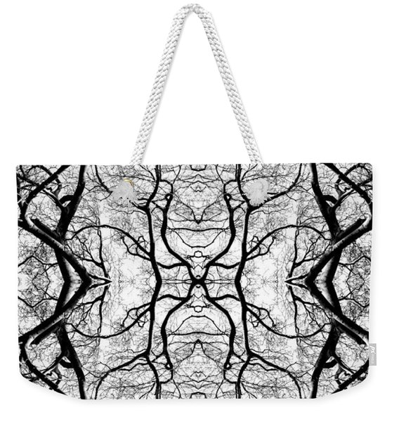 Tree No. 5 Weekender Tote Bag