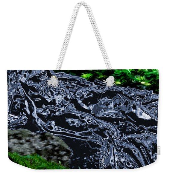 Flo Weekender Tote Bag