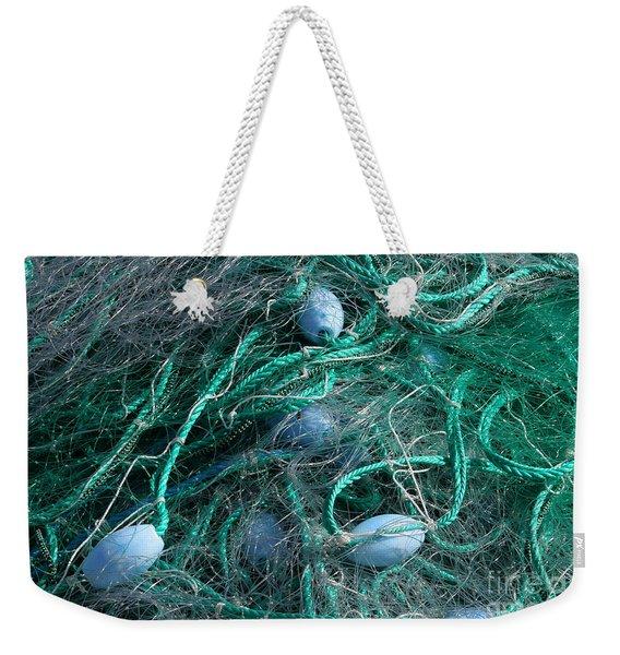 Floats Weekender Tote Bag