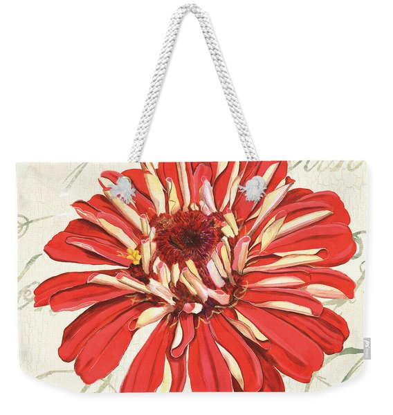 Floral Inspiration 1 Weekender Tote Bag
