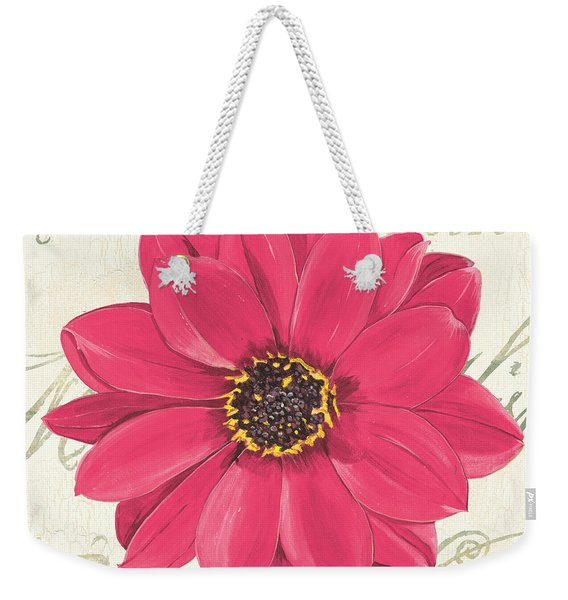 Floral Inspiration 3 Weekender Tote Bag