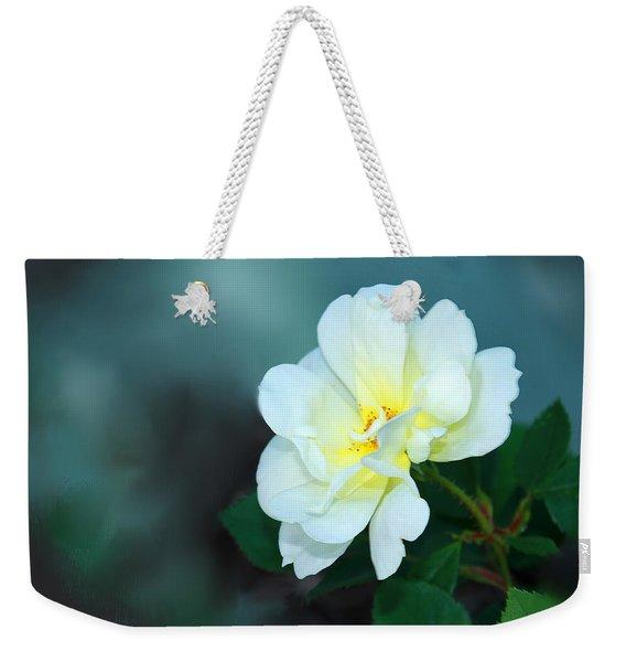 Apple Blossom Time Weekender Tote Bag