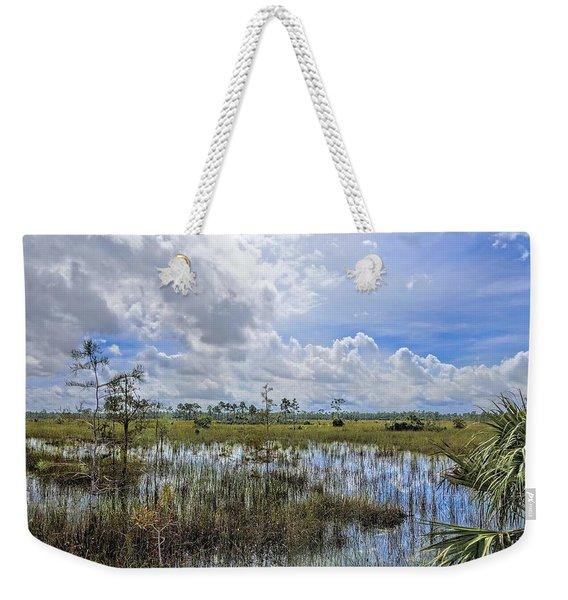 Florida Everglades 0173 Weekender Tote Bag