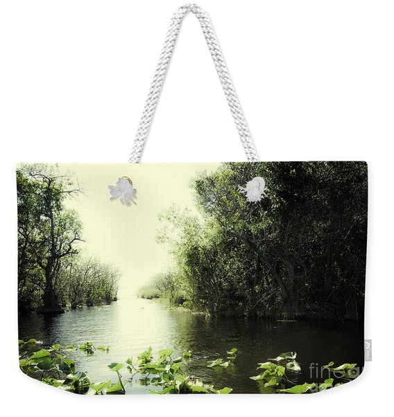 Florida Everglades 7 Weekender Tote Bag
