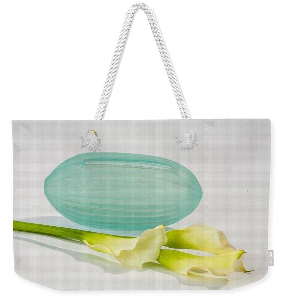 Flowers In Vases 4 Weekender Tote Bag