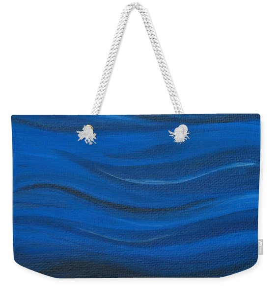 Flow Weekender Tote Bag