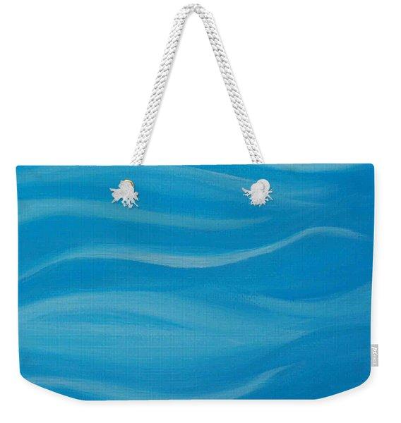 Flow2 Weekender Tote Bag