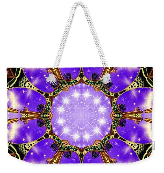 Flowergate Weekender Tote Bag