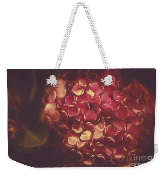 Flowering Unity In Collective Closeness Weekender Tote Bag