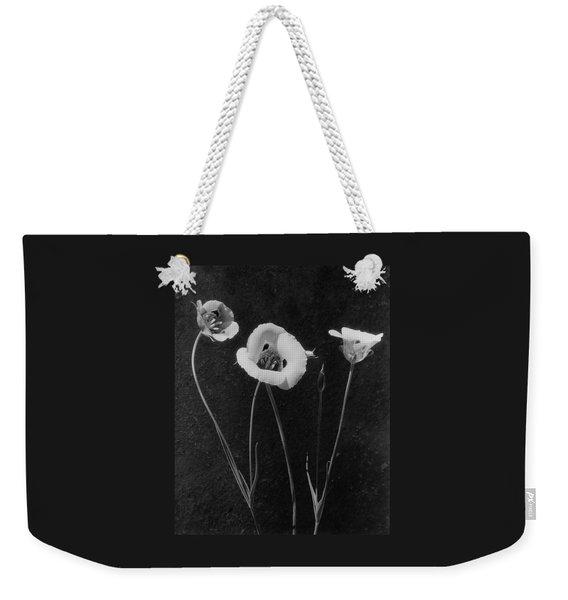 Flowers In Louise Beebe Wilder's Garden Weekender Tote Bag