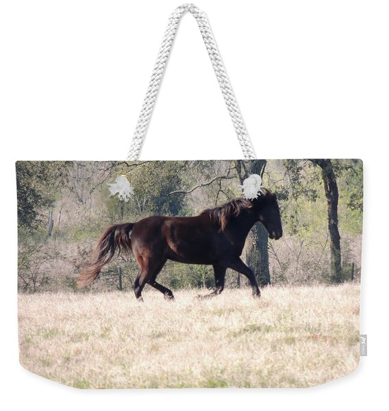 Flowing Beauty Weekender Tote Bag