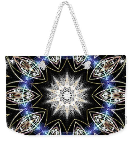 Flux Magnetism Weekender Tote Bag