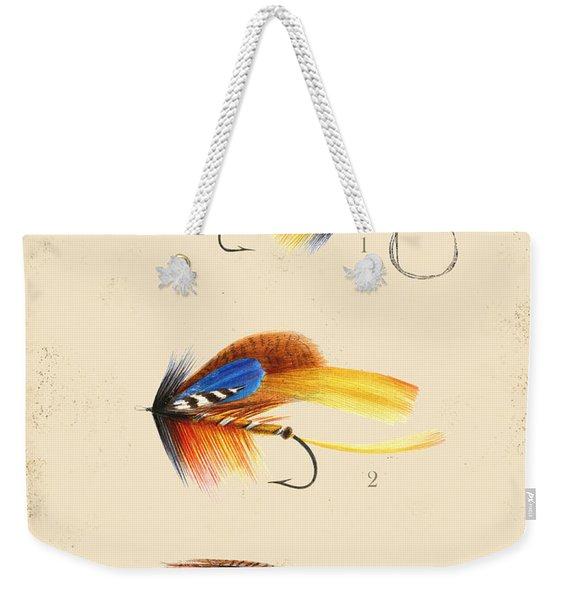 Fly Fishing-jp2094 Weekender Tote Bag