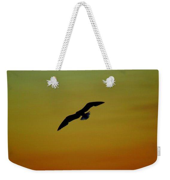 Fly High Free Bird Weekender Tote Bag