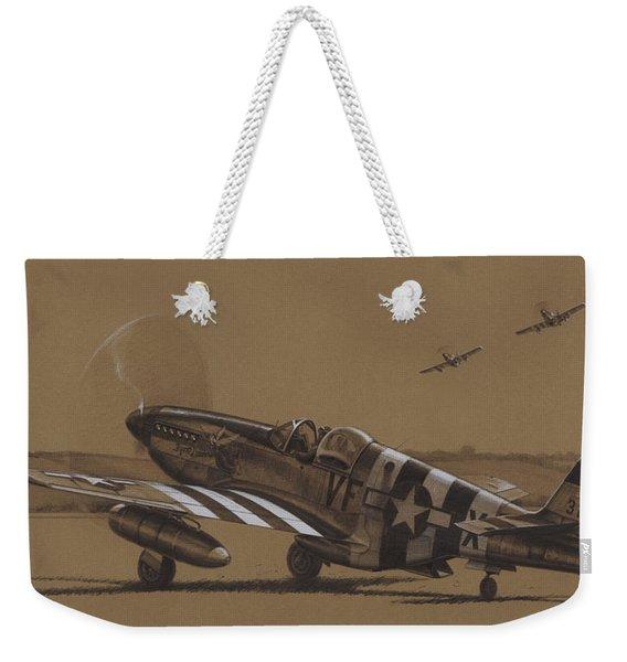 Flying Dutchman Weekender Tote Bag