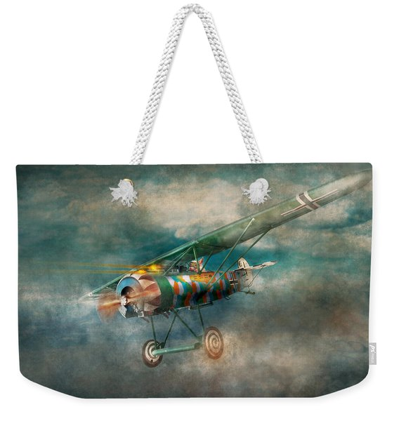 Flying Pig - Acts Of A Pig Weekender Tote Bag