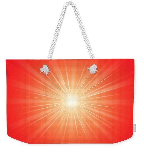 Focus For Meditation 2 Weekender Tote Bag