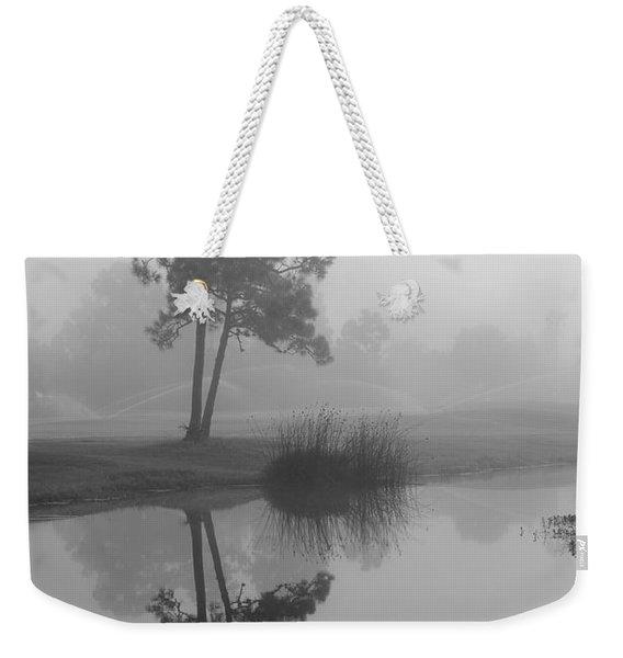 Foggy Morning 2 Weekender Tote Bag
