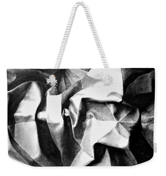 Folding Structure II Weekender Tote Bag