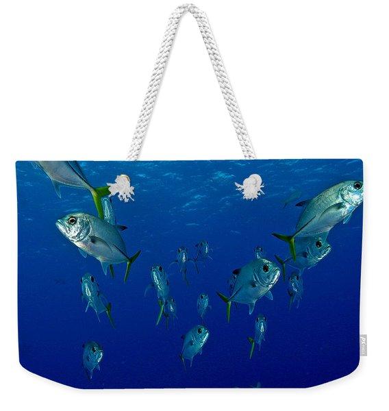 Follow Jack Weekender Tote Bag