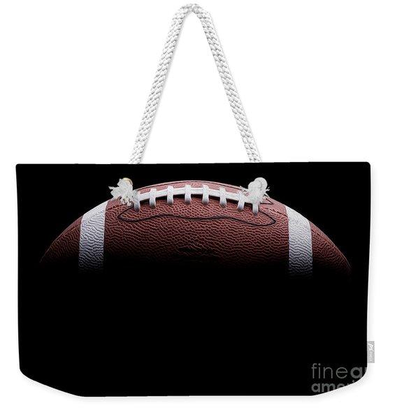 Football Painting Weekender Tote Bag
