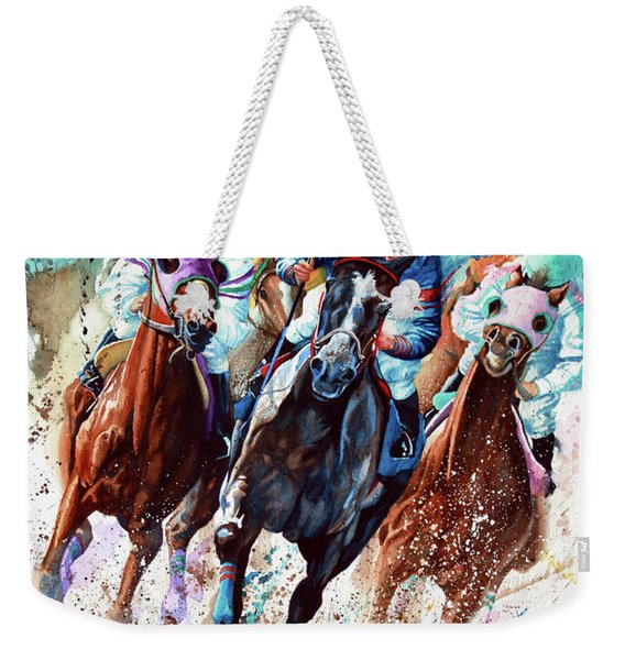 For The Roses Weekender Tote Bag
