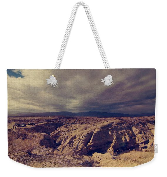 For You I Will Weekender Tote Bag