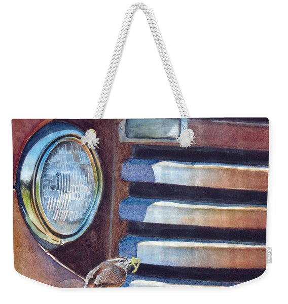 Ford And Wren Weekender Tote Bag
