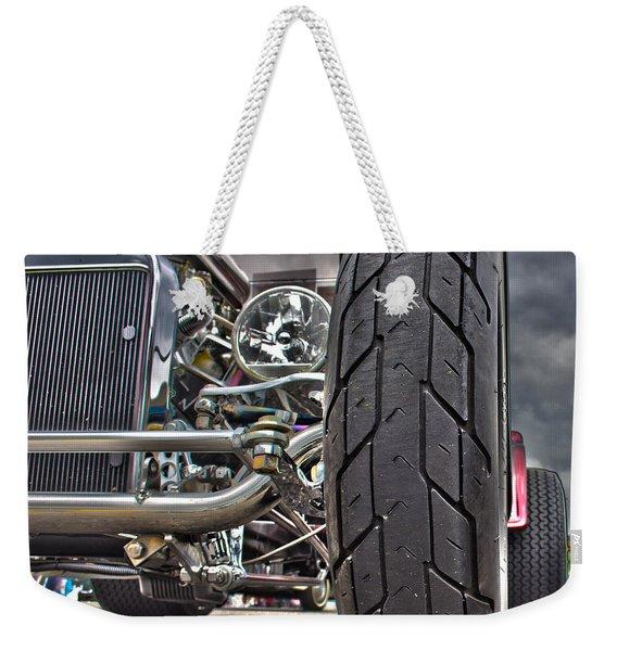 Ford In Hdr Weekender Tote Bag