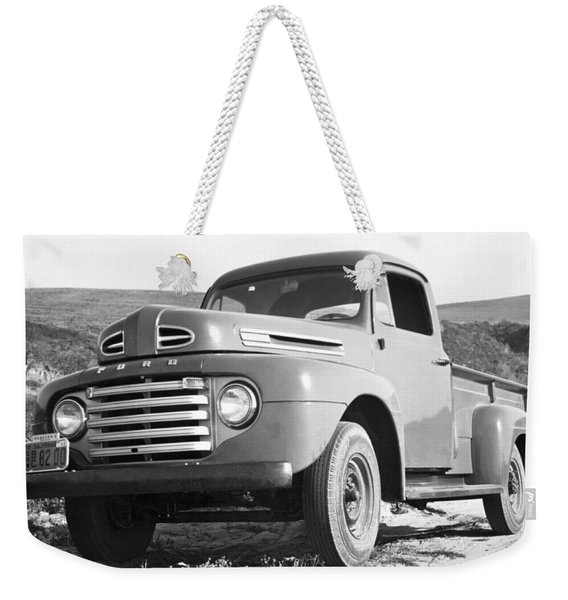 Ford Pickup Truck Weekender Tote Bag
