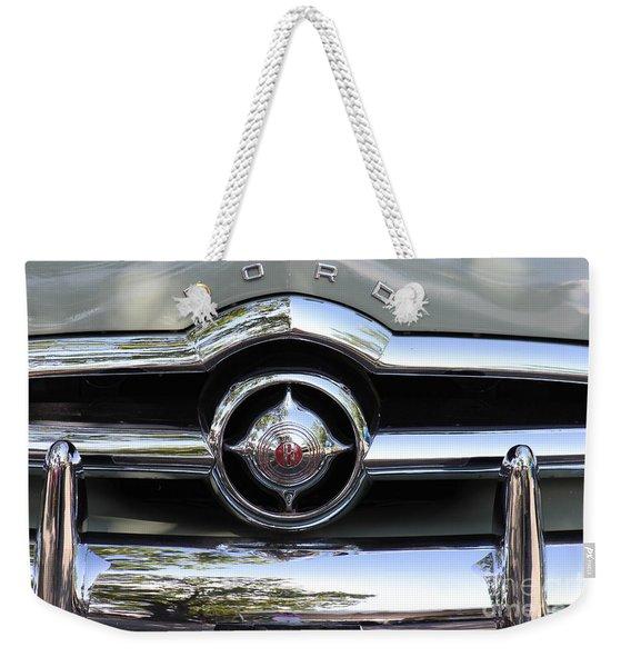 Ford V8 1949 - Vintage Weekender Tote Bag