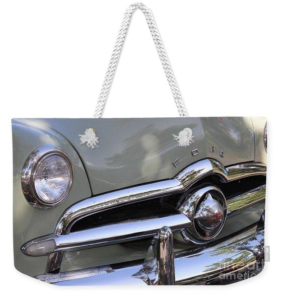 Ford Vintage Weekender Tote Bag