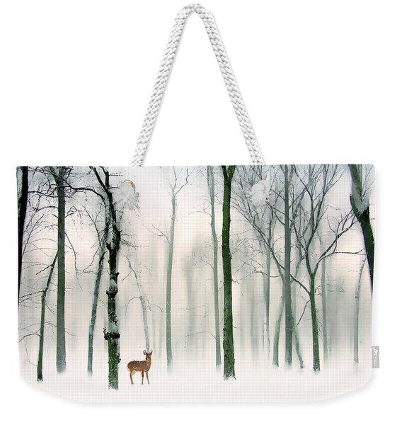 Forest Friend Weekender Tote Bag