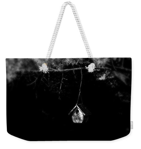 Forest Retreat Weekender Tote Bag