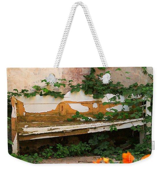 The Forgotten Garden Weekender Tote Bag